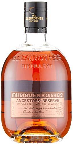 Glenrothes ANCESTORES RESERVE mit Geschenkverpackung Whisky (1 x 0.7 l)