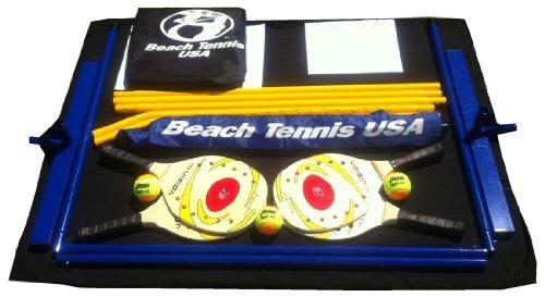 Btusa All Surface Family Fun Beach Tennis Net System