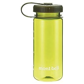 (mont-bell)モンベル クリアボトル (0.5L, リーフグリーン×リーフグリーン(LG/LG))