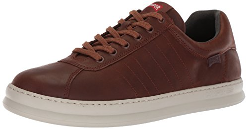 Camper Herren Runner Four Sneaker, Braun (Medium Brown 210), 43 EU