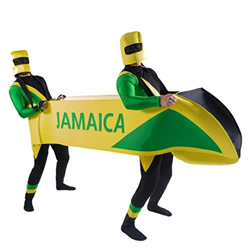 Bodysocks Fancy Dress Disfraz de Bobsled