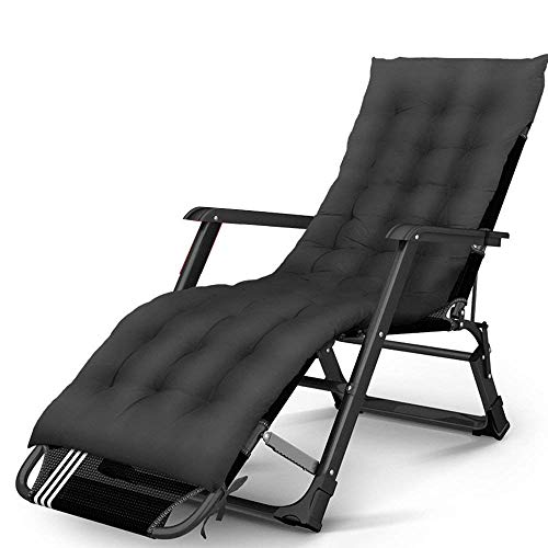 QTQZHH opklapbare stoel stoel eenvoudige enkele draagbare bed thuis multifunctionele slaapzak Rostuhl opvouwbare lunchpauze stoel (kleur: 1002)