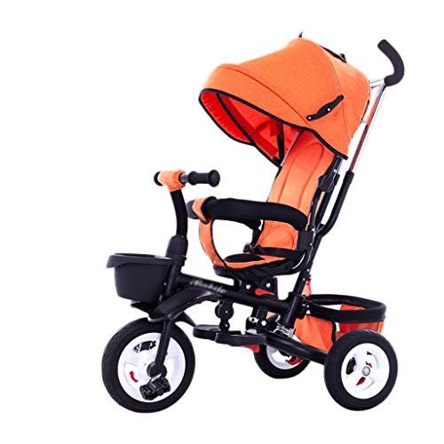 Mjd kinderwagen driewieler fiets 1-3-5-2-6 jaar oud groot lichtgewicht baby kind baby artefact baby trolley