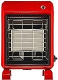 XUHRA Stand-4200W calefacción de Gas en el hogar 3 Filas de Gas Natural calefactores de Placa de calefacción de cerámica,Gas Natural