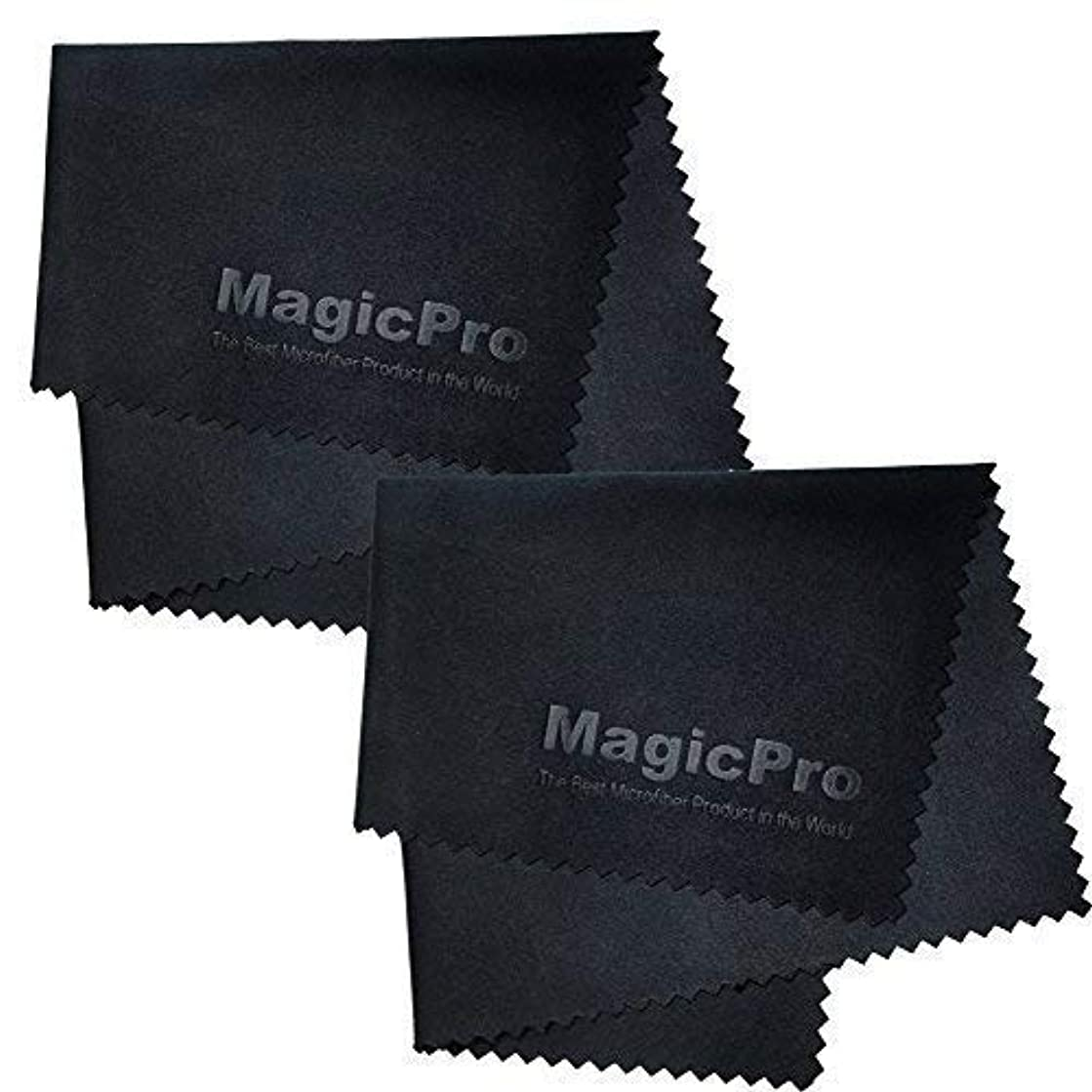 Microfiber Cloth, Microfiber Cleaning Cloths - For All LCD Screens, Eyeglasses, Sunglasses, Tablets, Lenses, and Other Delicate Surfaces 6