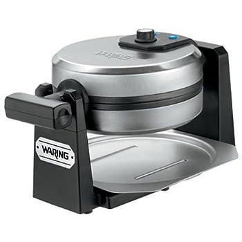 Waring Pro WMK200 Belgian Waffle Maker Stainless Steel/Black [DISCONTINUED]