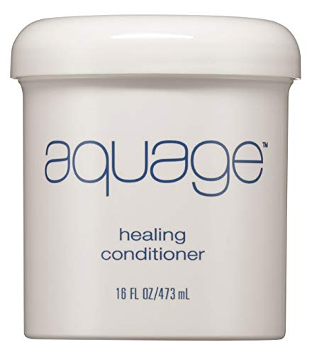 AQUAGE Healing Conditioner, 16 Oz, Moisturizing Conditioner Heals and Repairs Damaged Hair, Build Strength from the Inside Out, Helps Increase Moisture Retention