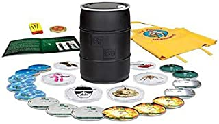 Breaking Bad: The Complete Series 2014 Barrel