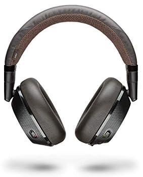Plantronics Backbeat Pro 2 Wireless Headphones Mic Noise Canceling Black Tan