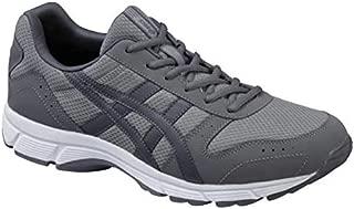 [アシックス] asics TDW214 GEL-FUNWALKER214 グレー×ダークグレー(9695) ゲルファンウォーカー メンズ ウォーキングシューズ スニーカー 軽量 お買い物靴 お散歩靴 ショッピング 普段履き (26.5cm)