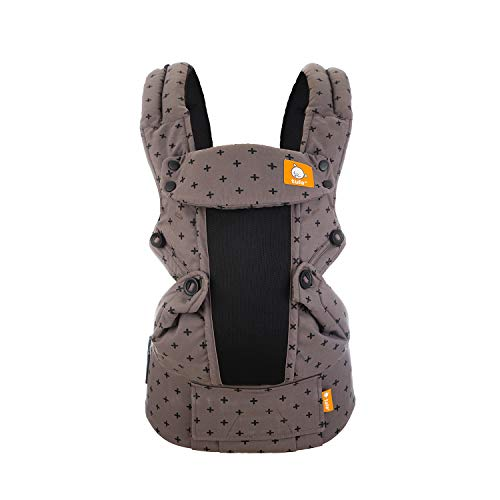 Baby Tula Explore - Coast Mason - Adjustable Baby Carrier for Babies and Toddlers - Ergonomic, Various Positions for 3.2-20.4 kg