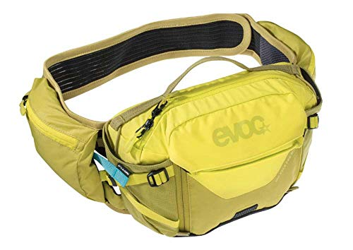 evoc HIP Pack PRO 3l Hüfttasche, Sulphur/Moss Green, one Size