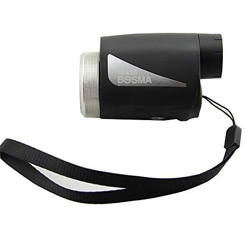 PIGE-telescope monoculaire Spotting Scope, HD Vision Nocturne à Faible éclairage extérieur à Haute Puissance Étanche, pour tir à la Cible (Taille : 10 * 26)
