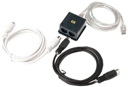 Miditech MIT-00127 Midiface II thru Midi-Interface