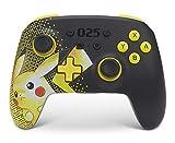 Controller Senza Fili avanzato PowerA per Nintendo Switch – Pikachu 025 - Nintendo Switch