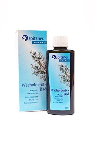 Spitzner Wacholderöl-Bad (190 ml) - pflegendes Ölbad