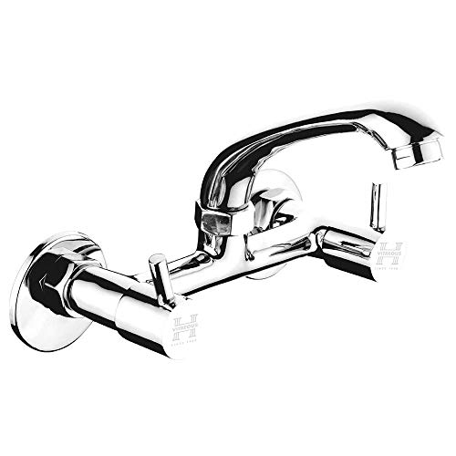 HVitreous By Hindware Cairo H760218 Brass Wall Mounted Sink