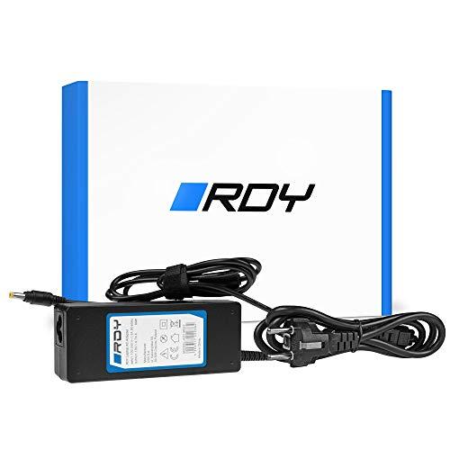 RDY 90W 19V 4.74A Cargador para Portátil HP Pavilion DV6500 DV6700 DV9000 DV9500 Compaq 6720s 6730b 6820s Ordenador Fuente de Alimentación Computadora Portátil Adaptador Connector: 4.8 x 1.7mm