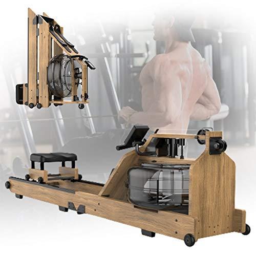 HNWTKJ Remo Agua Plegable, Dispositivo De Remo Ajustable, Equipo De Ejercicios De Entrenamiento Abdominal para Adelgazar Y Desarrollar Músculos En Interiores