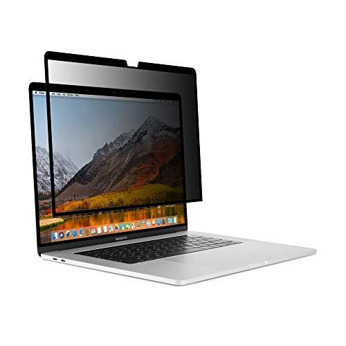 Moshi Umbra Privacy Screen Protector for 16' MacBook Pro, Blue Light Filter, Easy-Installation, Washable & Reusable, Scratch & Fingerprint-resistant, for MacBook Pro 16' 2019