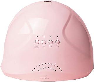 EA-Miao Lámpara de uñas Profesional para secador de uñas con LED UV para Esmalte de Gel con Ajuste de 3 temporizadores 15 ...