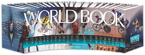 World Book Encyclopedia 2012 (22 Volumes)