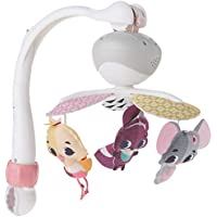 Tiny Love Take-Along Portable Baby Mobile for Crib, Stroller, Bassinet & More, Ages 0+ Months