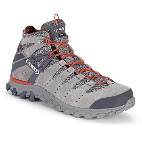 AKU ALTERRA Mid GTX – Hiking Trekking Outdoor – gris rojo, 42