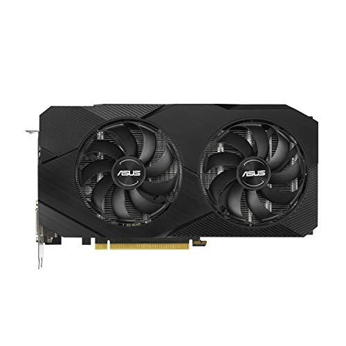Asus GeForce GTX 1660 SUPER 6 GB DUAL EVO OC Video Card
