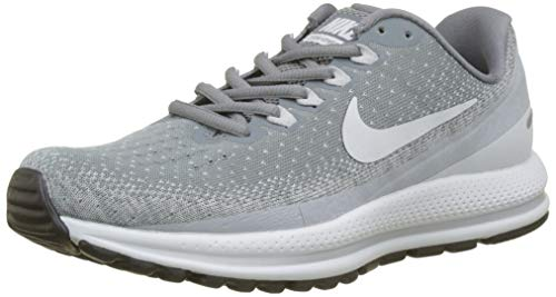 Nike Women's Air Zoom Vomero 13 Running Shoe Cool Grey/Pure Platinum-Wolf Grey-White 8.0