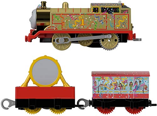 Thomas & Friends Golden Thomas Motorized Train