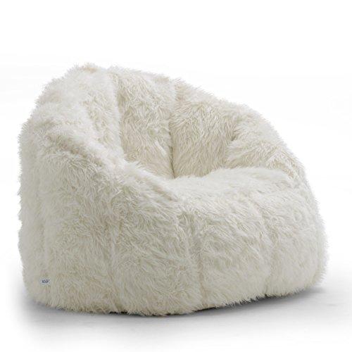 Big Joe Milano Shag Fur, Ivory