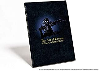 Final Fantasy XIV Square Enix Shadowbringers Collector's Edition Benefits Visual Art Book