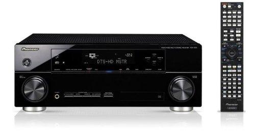 Pioneer VSX-920-K 7.1 A/V-Receiver (HDMI 1.4, Internetradio, made for iPod/iPhone) schwarz