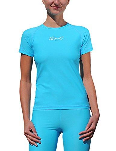 iQ-UV Damen UV-Schutz T-Shirt IQ 300...