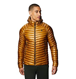Mountain Hardwear Men's Standard Ghost Whisperer/2 Hoody, Golden Brown, Medium (B087QTRSY2) | Amazon price tracker / tracking, Amazon price history charts, Amazon price watches, Amazon price drop alerts