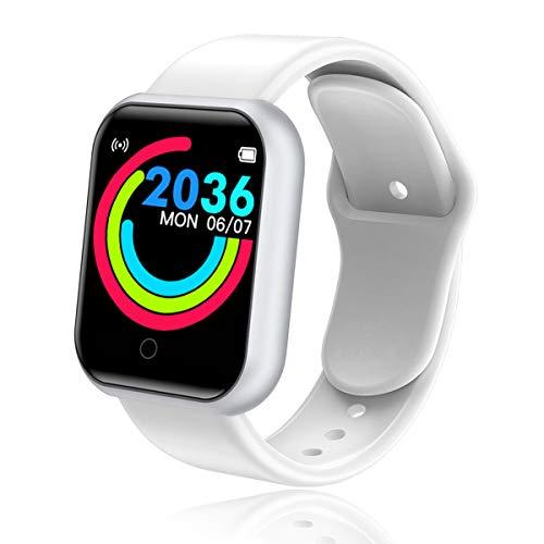 Smartwatch, Orologio Fitness Tracker Uomo Donna IP67 Cardiofrequnzimetro