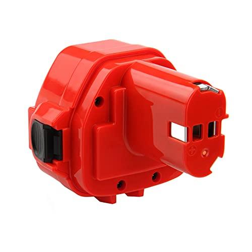 Tecmana 12V 3500mAh Battery for Makita PA12 1222 1220 1235 1233 1234 1235B 1235F 192696-2 192698-8 192698-A 193138-9 193157-5 4013D