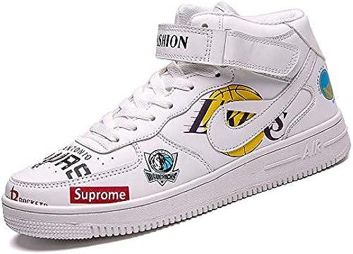 LOVDRAM Chaussures Hommes Nouvelles Chaussures De Printemps De La La La Mode Chaussures De Sport Coréenne Chaussures Décontractées pour Hommes Chaussures Décontractées pour Hommes 053