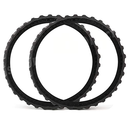Discount Parts Direct 2 Pack R0526100 Exact Track Replacement Tire Track Wheel for Zodiac MX8/MX6 In-Ground Pool Cleaner