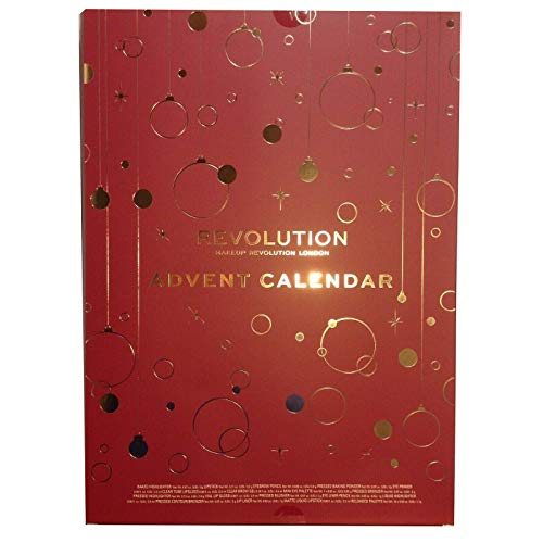 Makeup Revolution 2019 - Calendario de Adviento