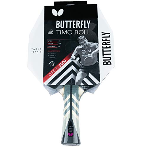 Butterfly Timo Boll Vision 3000 racchetta da ping pong