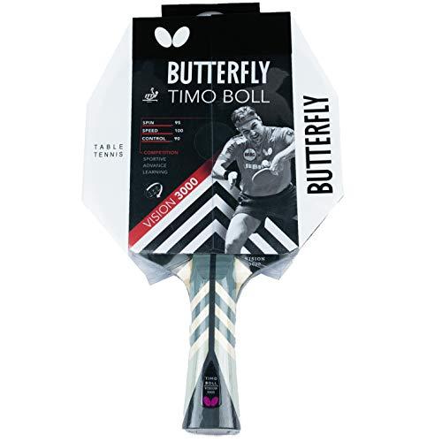 Butterfly Timo Boll Vision 3000 Raquette de tennis de table