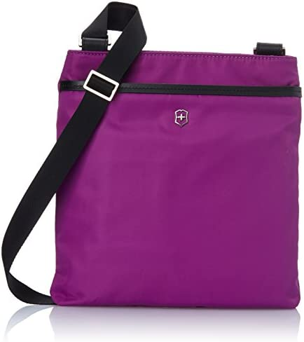 Victorinox Women s Victoria Affinity Crossbody Day Bag Orchid 10 5 inch product image