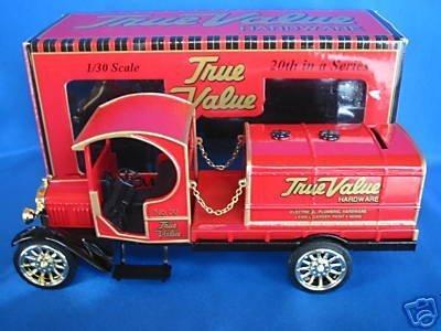 True Value 1919 GMC Tanker Truck Bank 1/30 Scale by ERTL