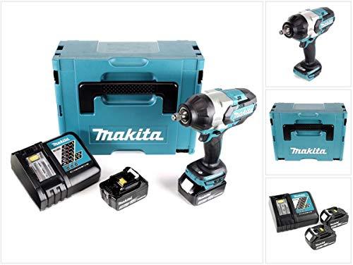 Makita dtw190z quadrato da 1//2Impatto chiave senza fili solo corpo 18V