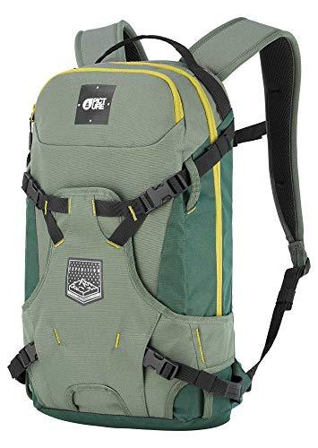 Picture Oroku Backpack 22L Grün, Snowboard-Rucksack, Größe 22l - Farbe Forest Green
