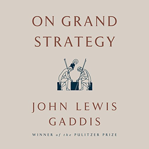 On Grand Strategy audiobook cover art