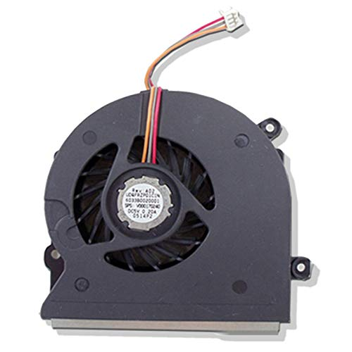 Best Compu CBK Laptop CPU Cooling Fan for Toshiba Satellite A505 A505D A500D A500 L500D L505 L510 L515 L525 L526 L536 V000170240