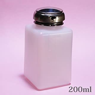 ロック付きプロフェッショナル用 除光液&リムーバー ディスペンサー メンダポンプ同様 6oz 200ml